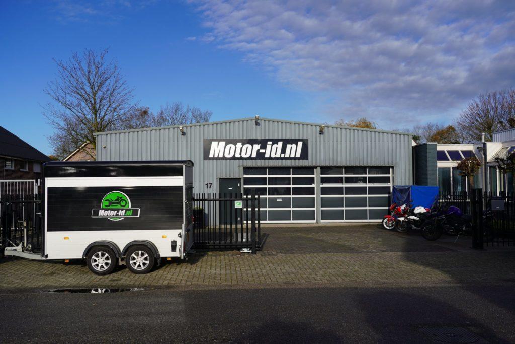 Voorkant Motor-id Prinsenbeek