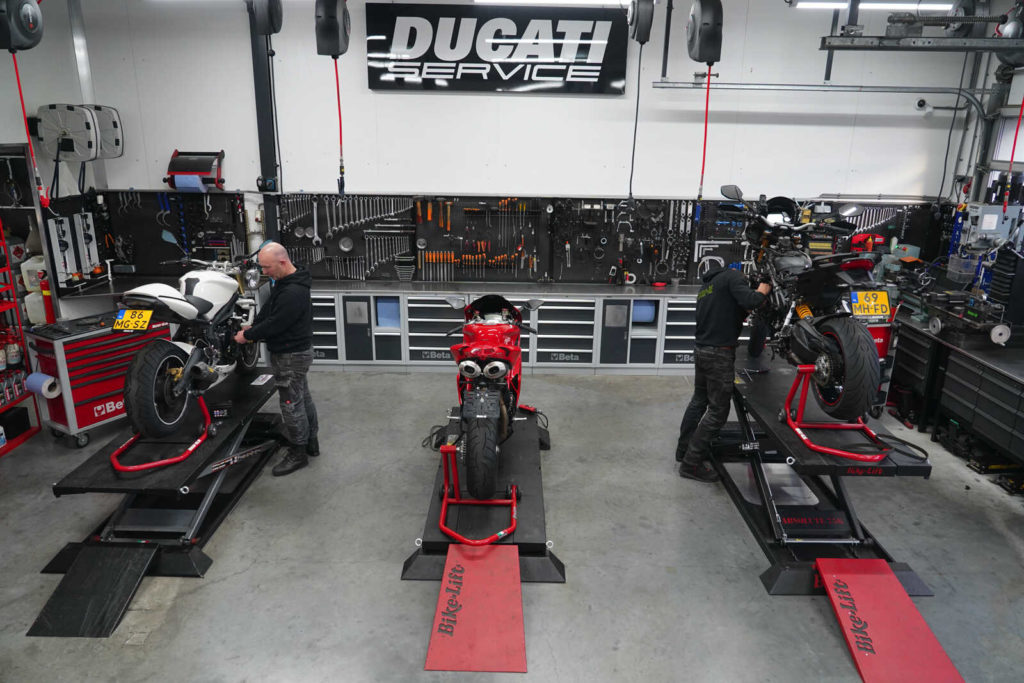 Motor onderhoud en reparaties